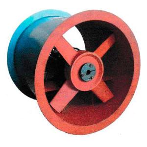 Ventilador-tubo-axial