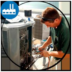 aire acondicionado mantenimiento industrial